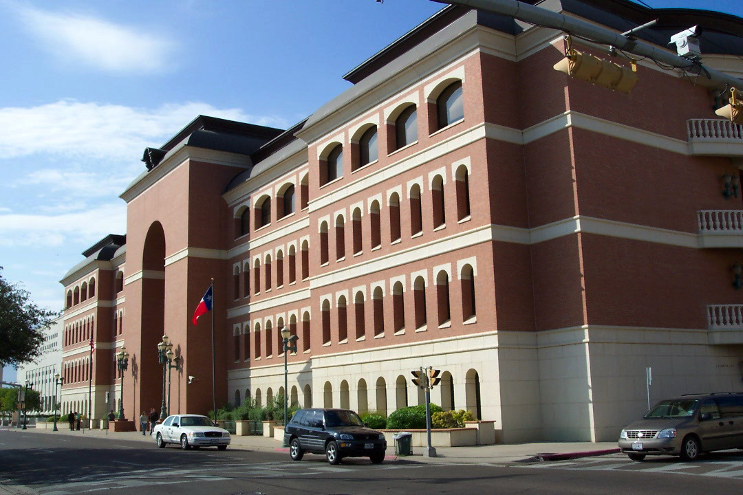 Webb County Us Courthouses