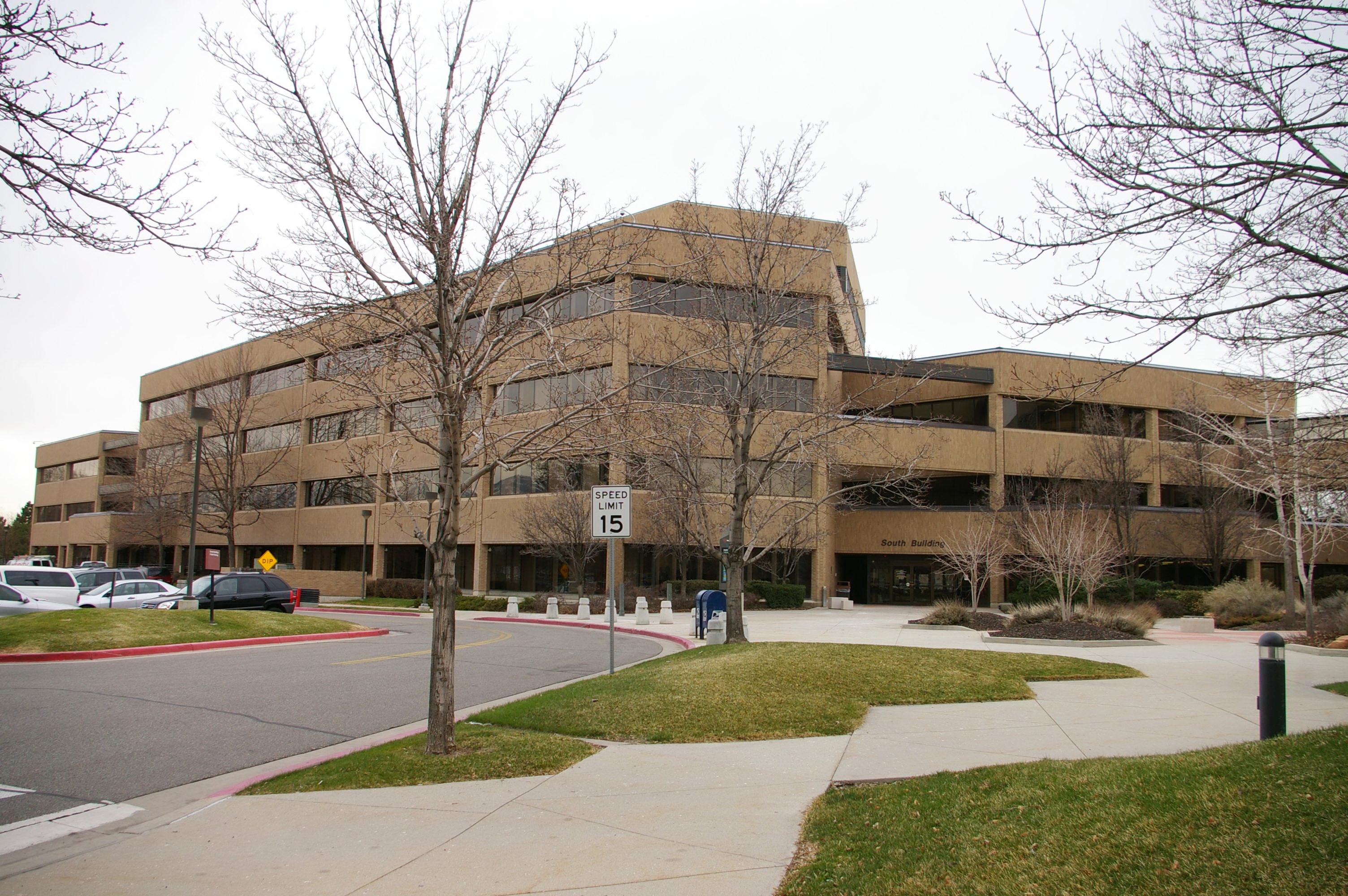 Salt Lake County Us Courthouses