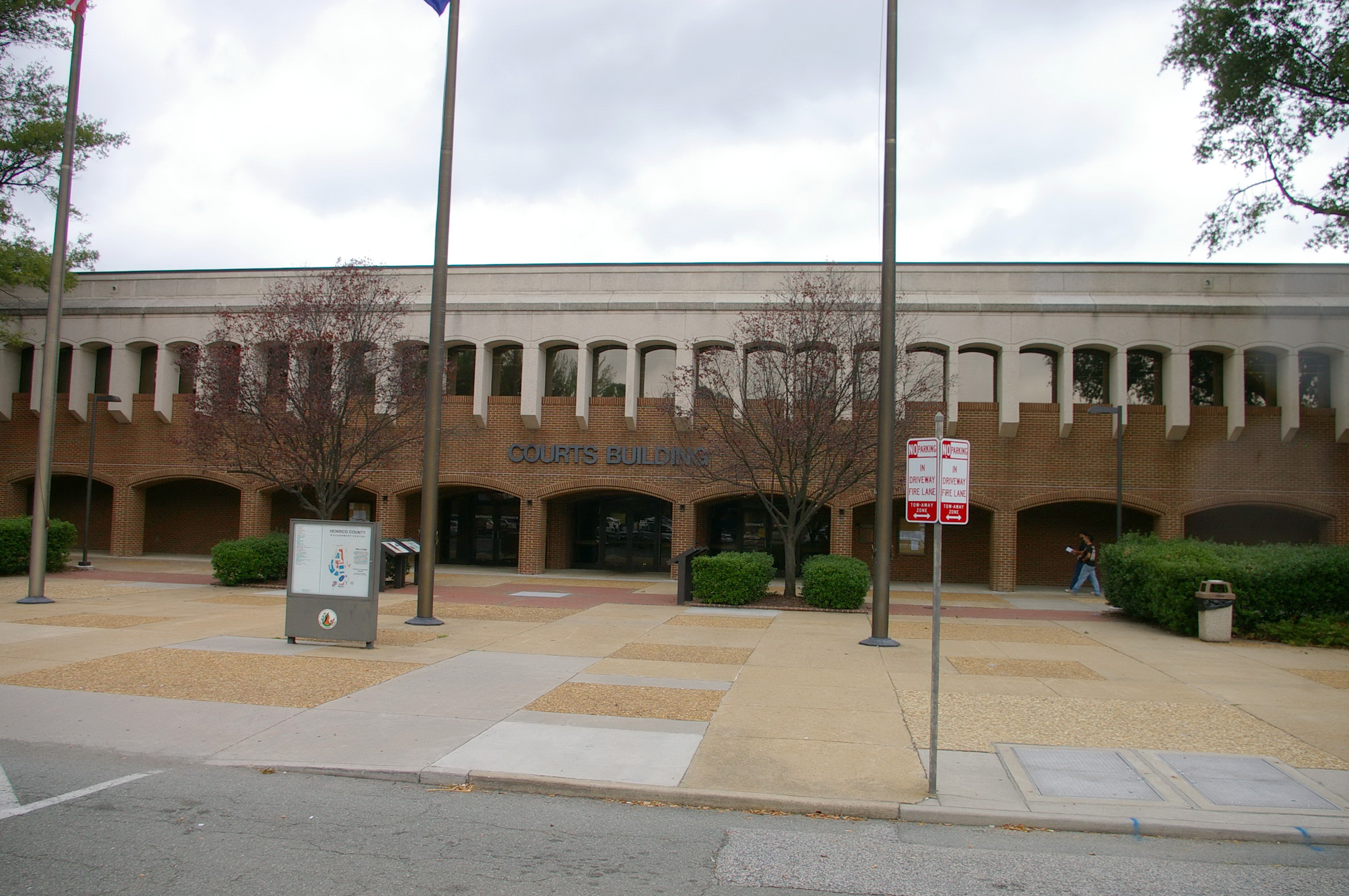 Henrico County Us Courthouses