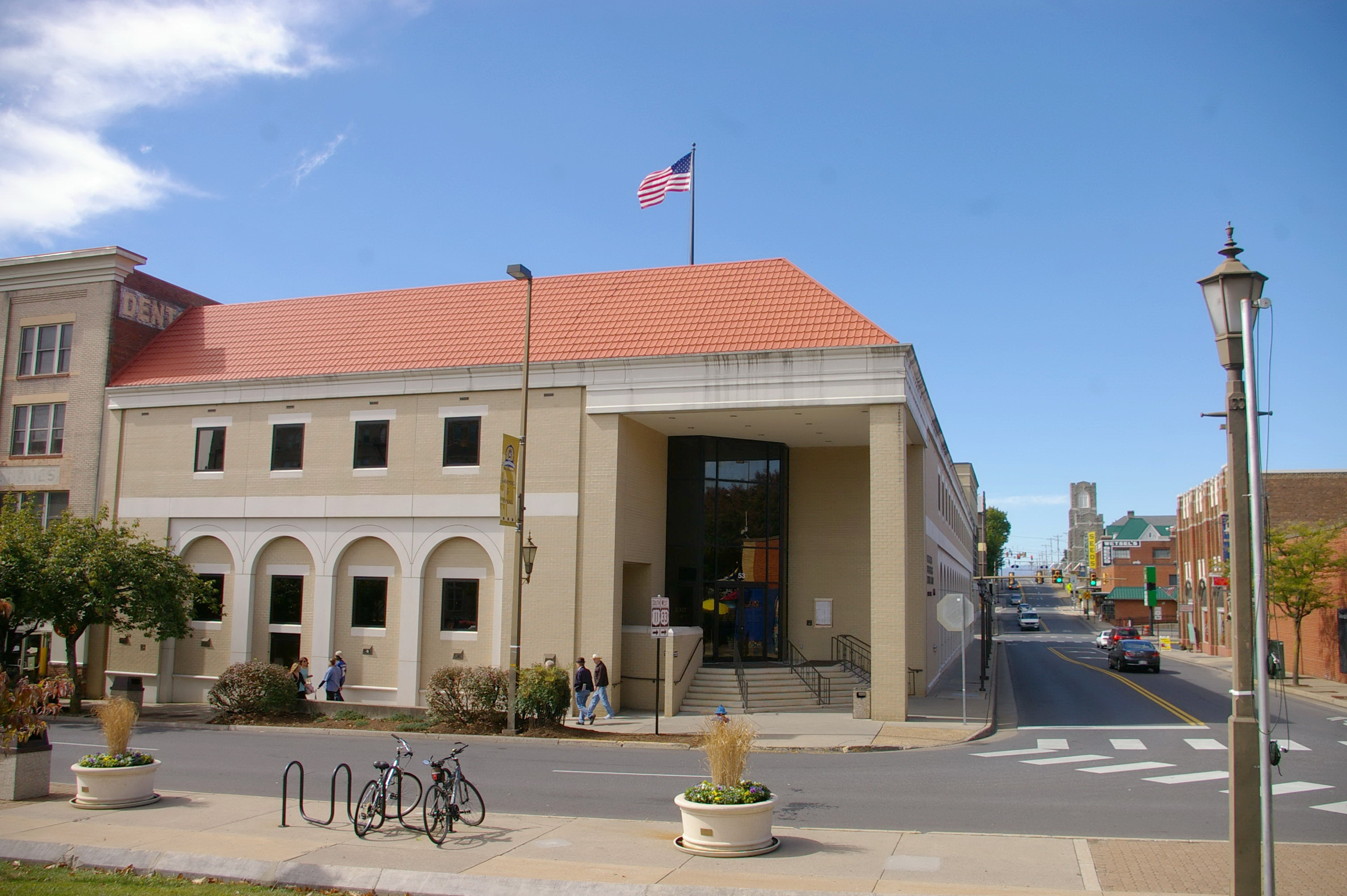 Rockingham County Us Courthouses