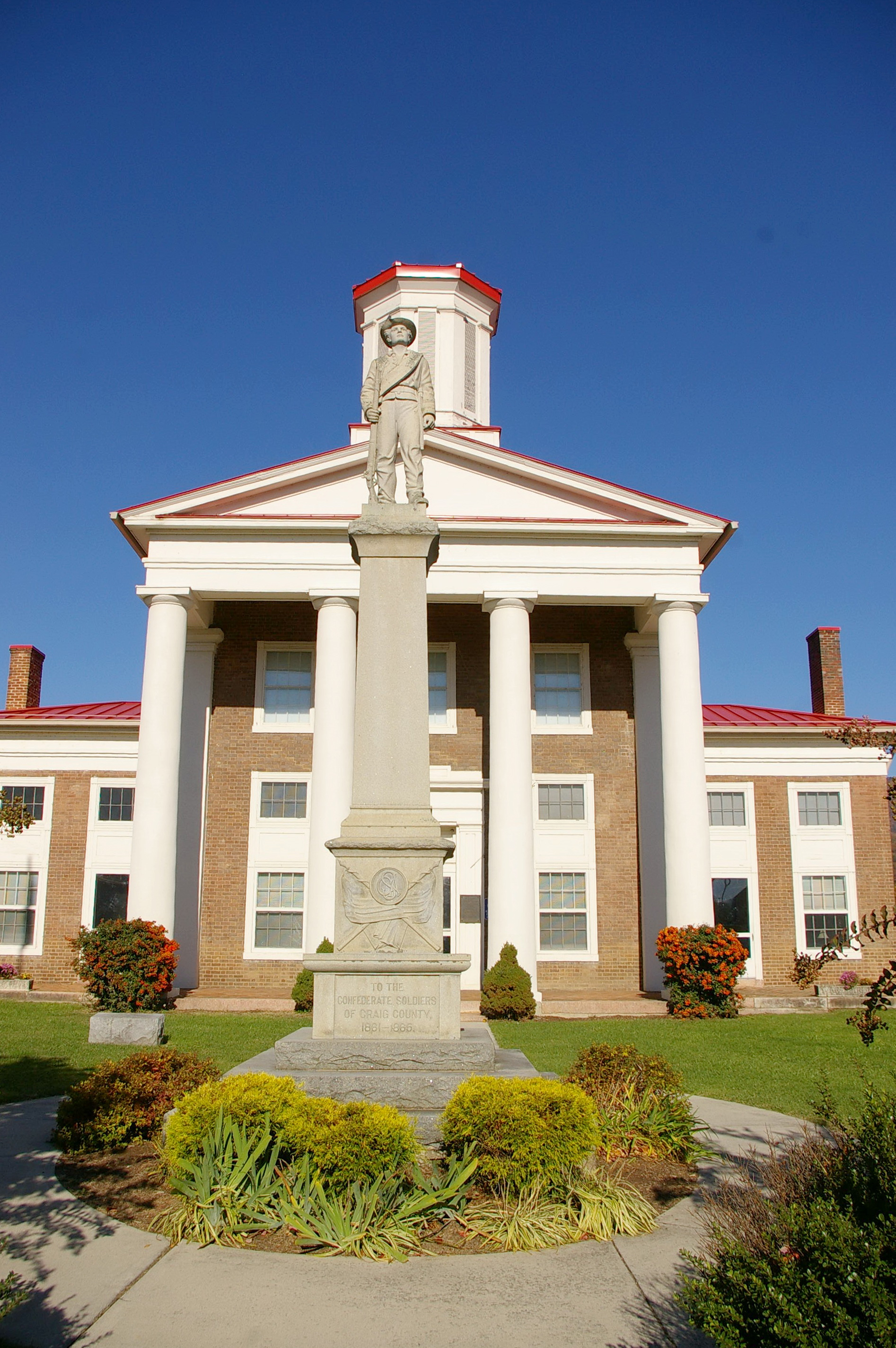 Craig County Us Courthouses