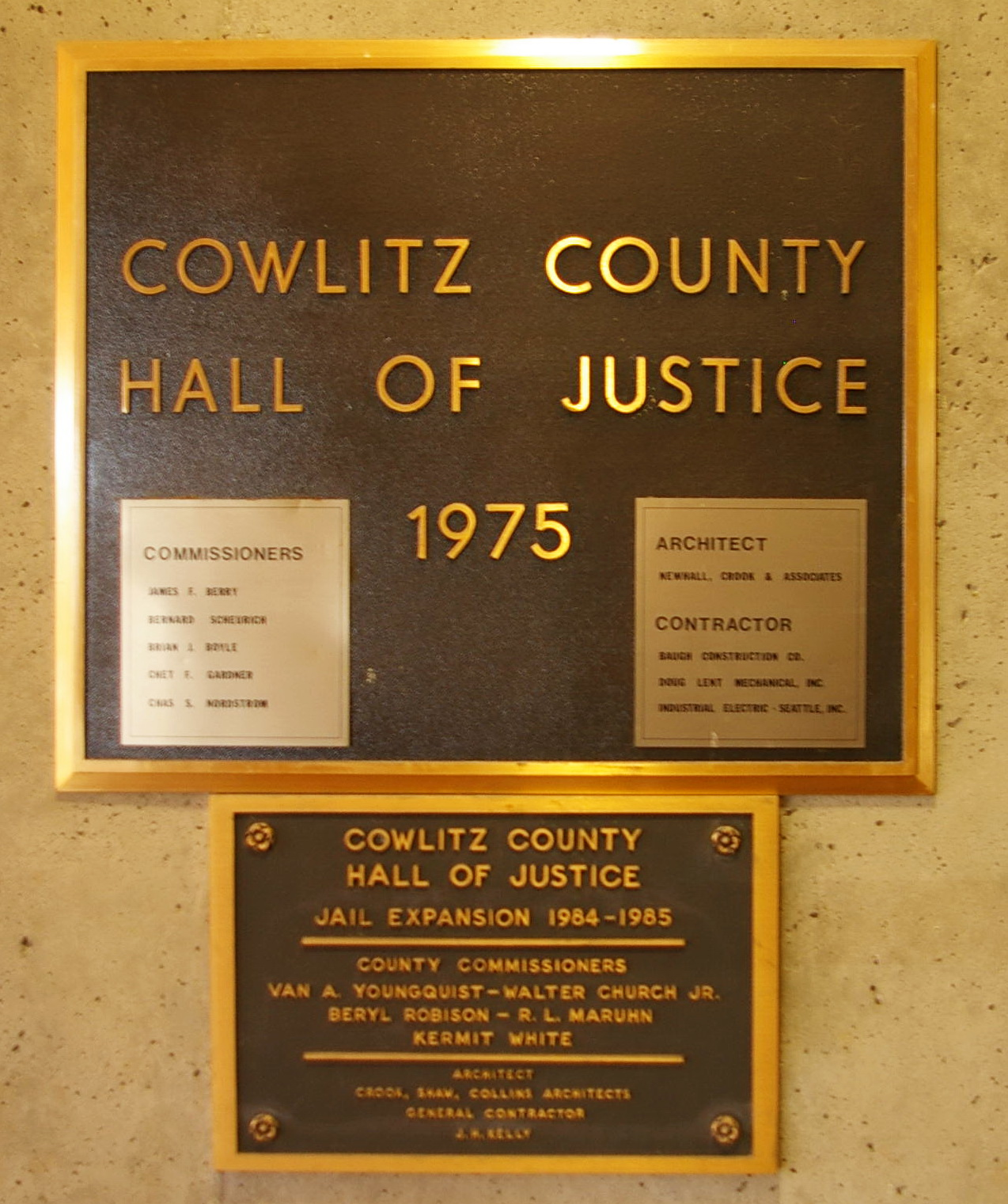 Cowlitz County | US Courthouses