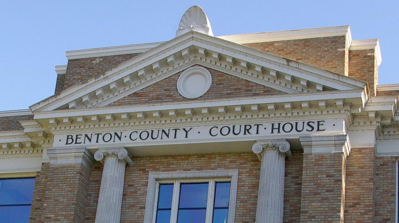 Benton County Us Courthouses