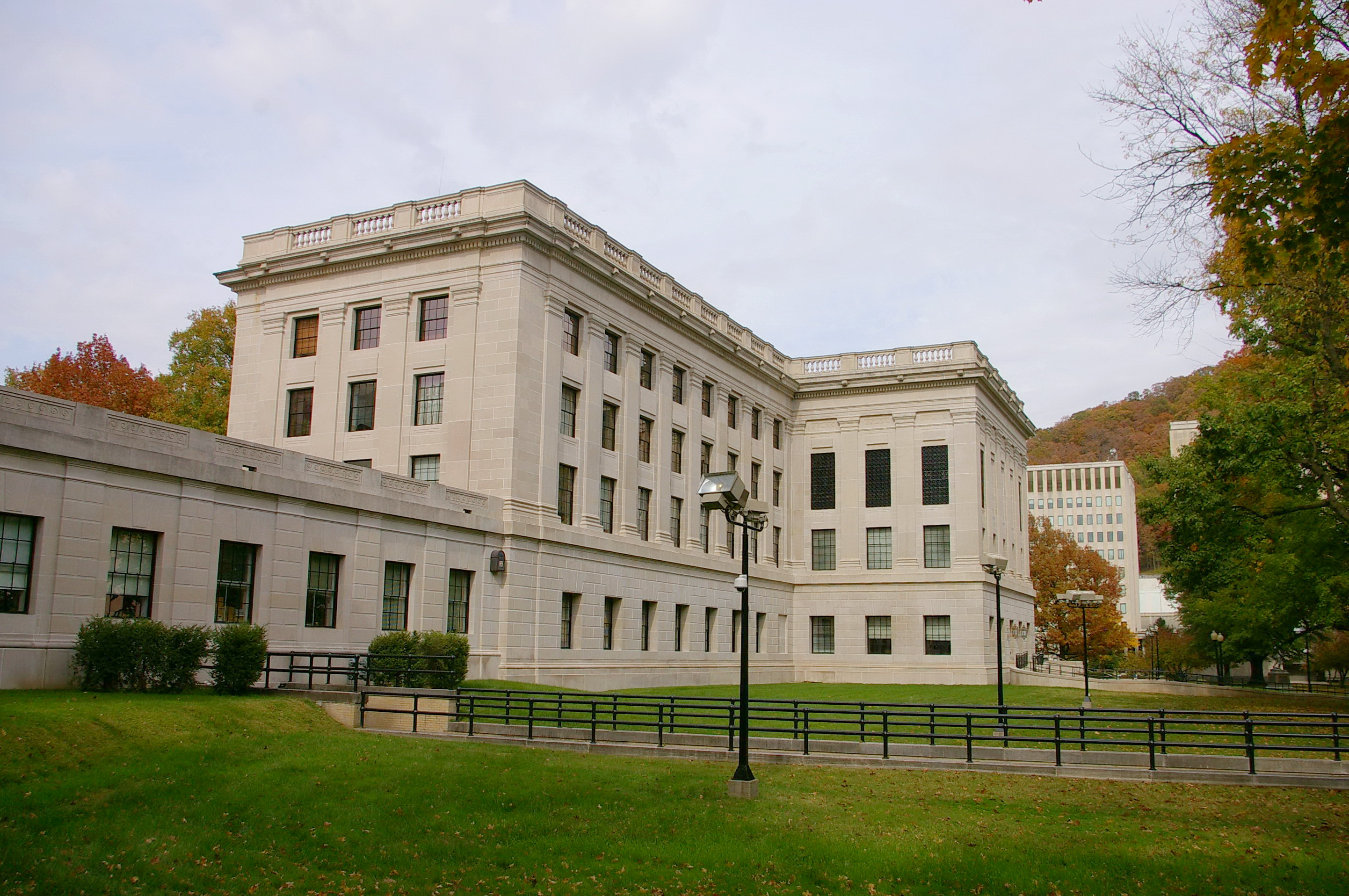 West Virginia Supreme Court Us Courthouses