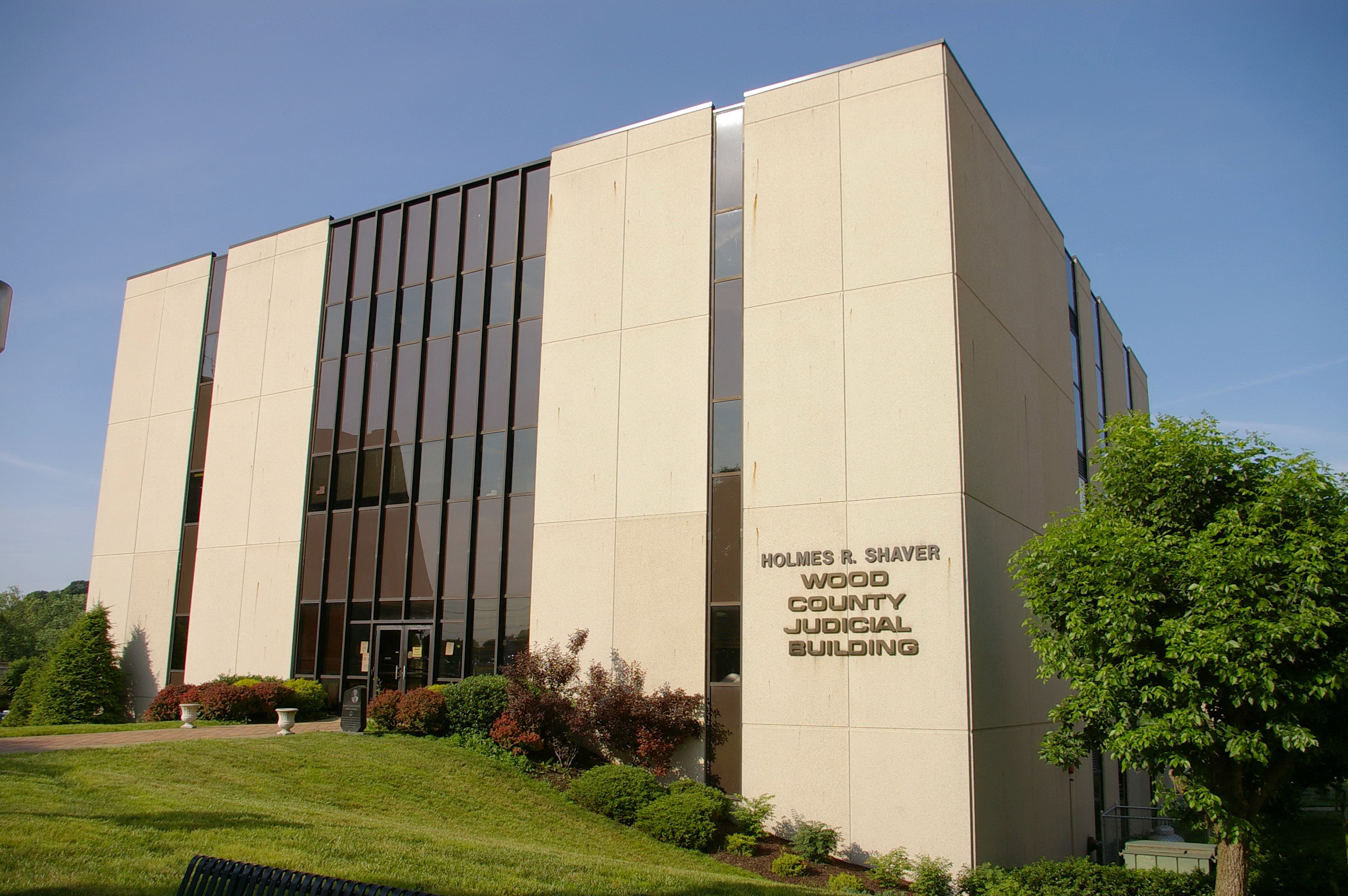 Wood County Us Courthouses