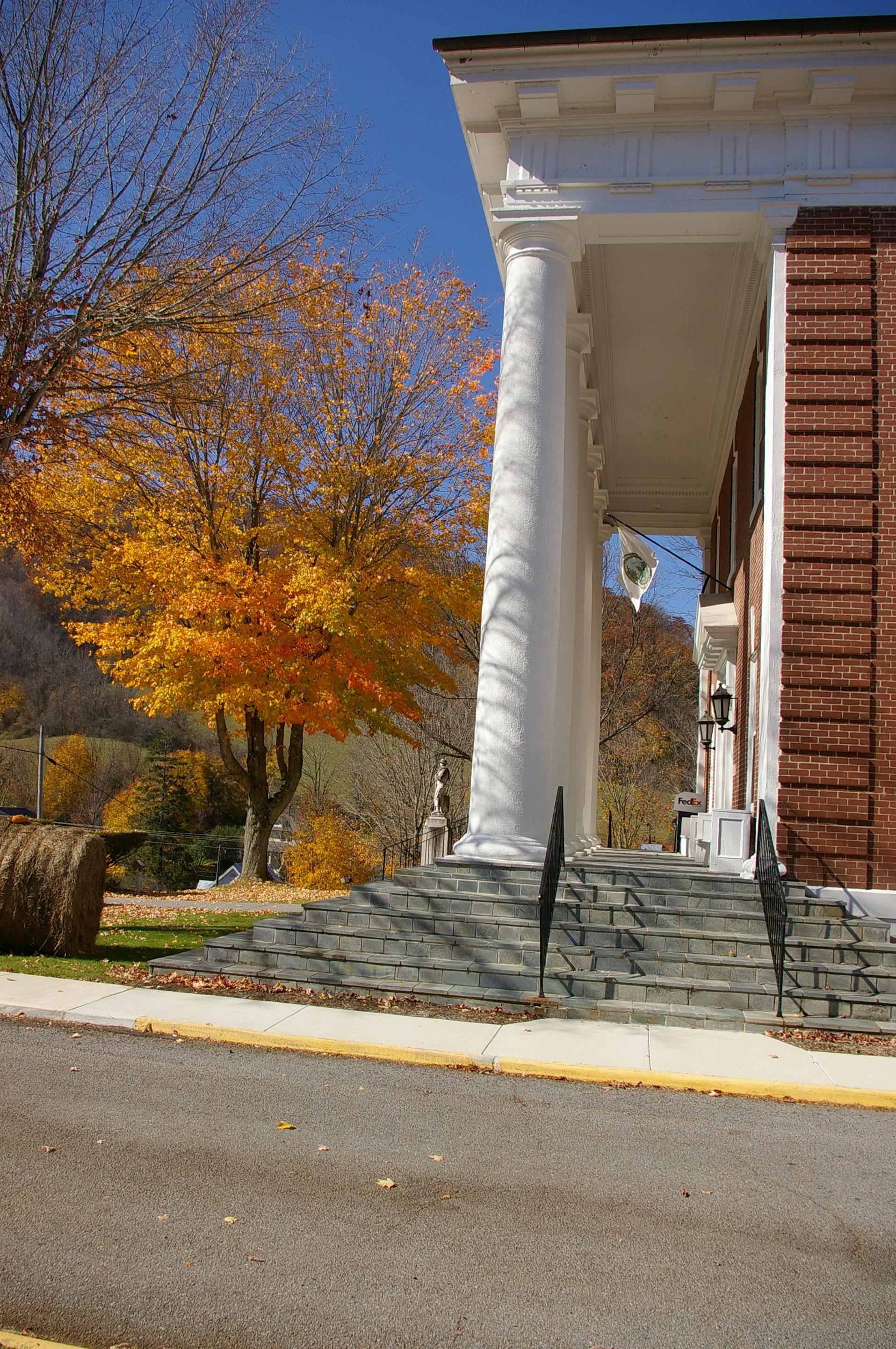 Bath County Us Courthouses