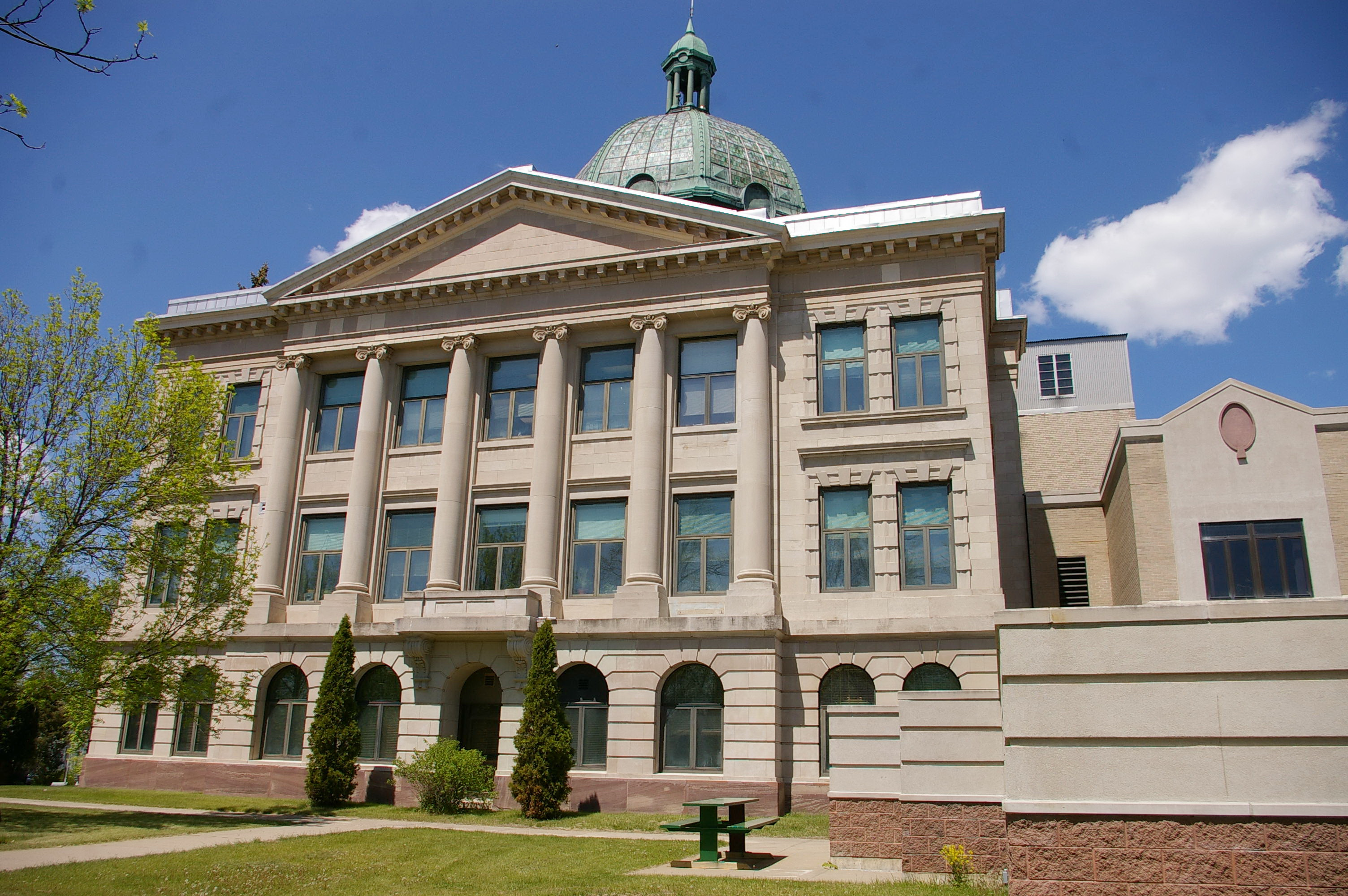 county oneida courthouse wisconsin courthouses
