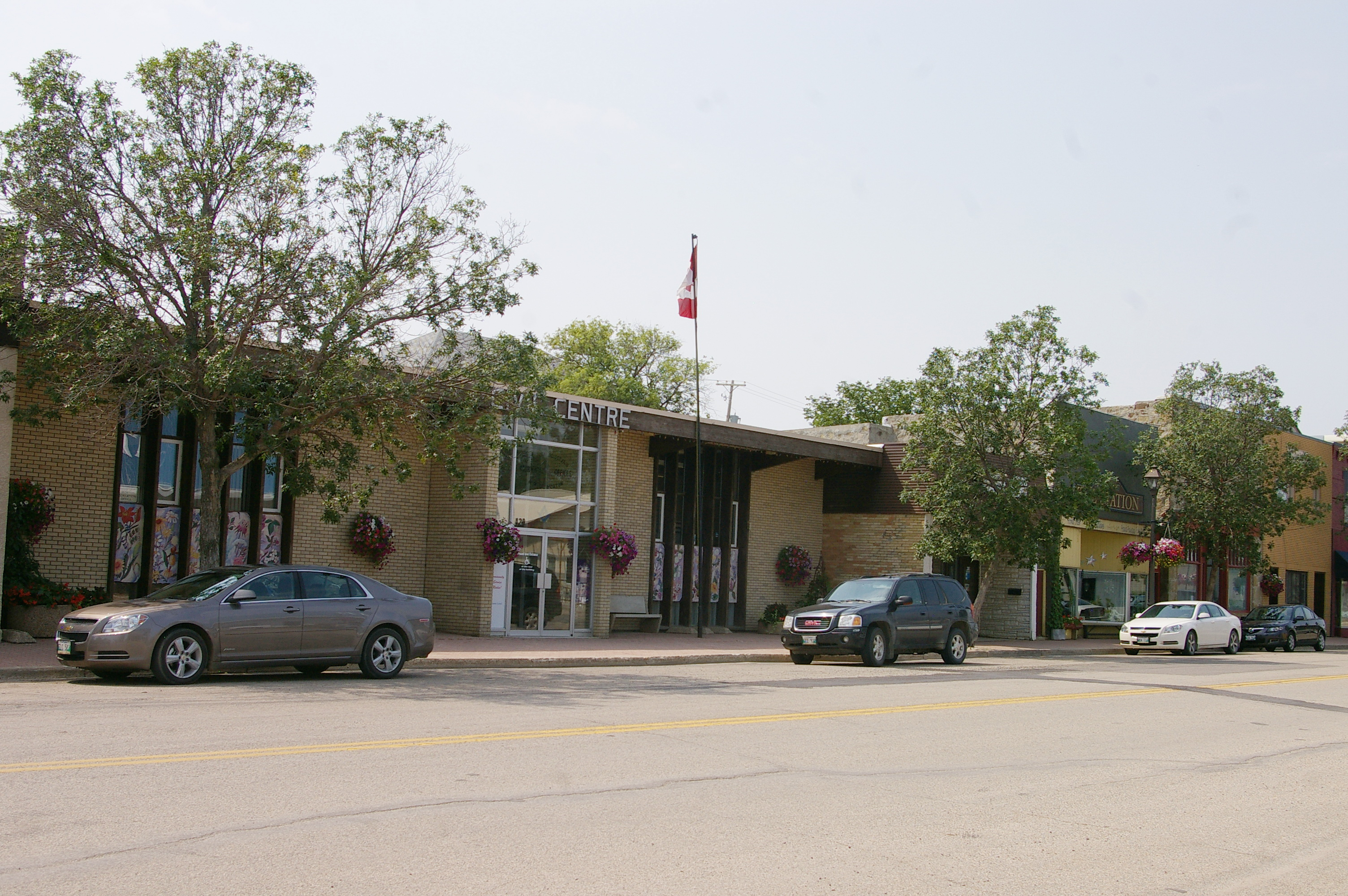 Boissevain Us Courthouses
