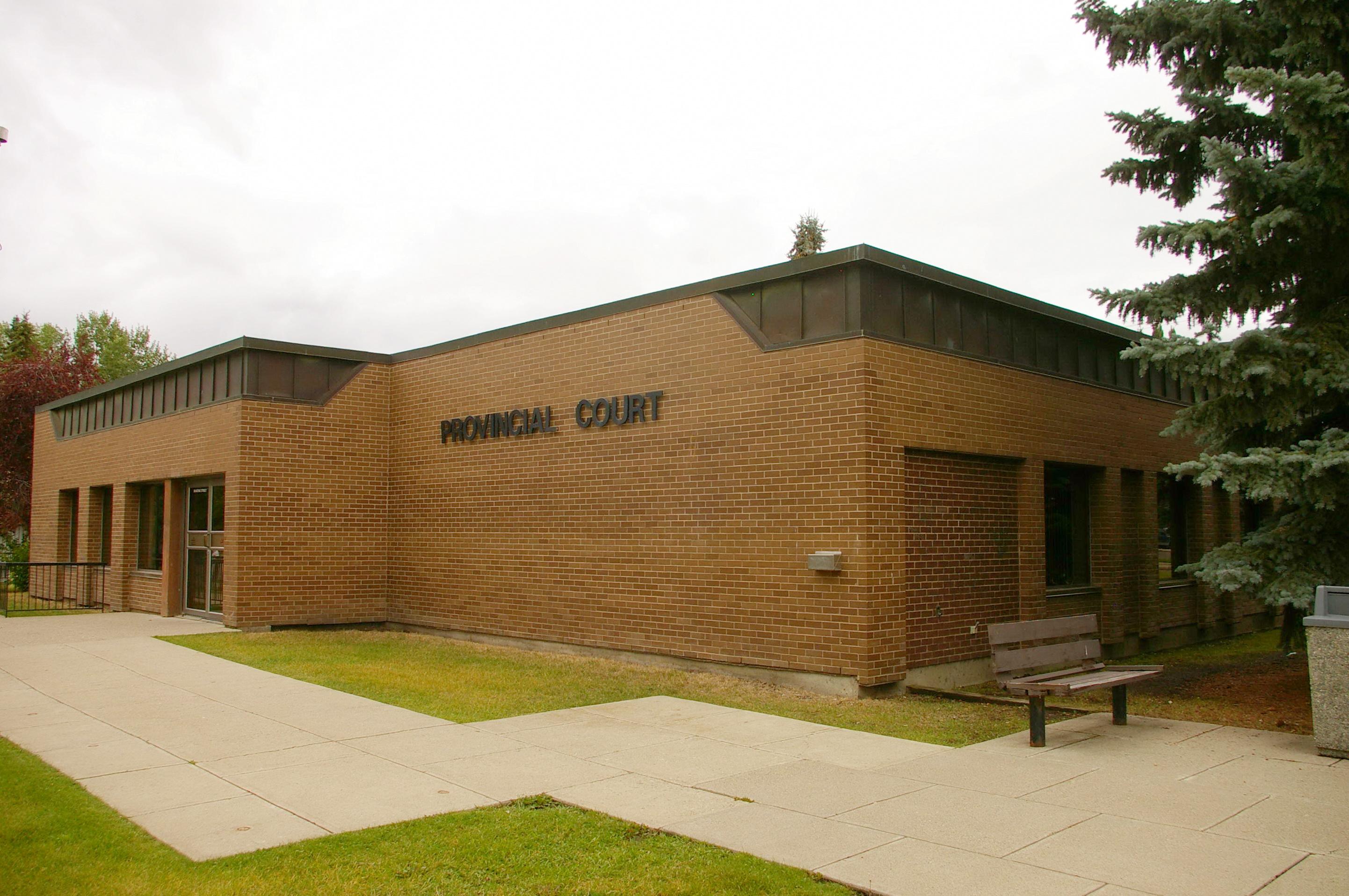 Okotoks Us Courthouses