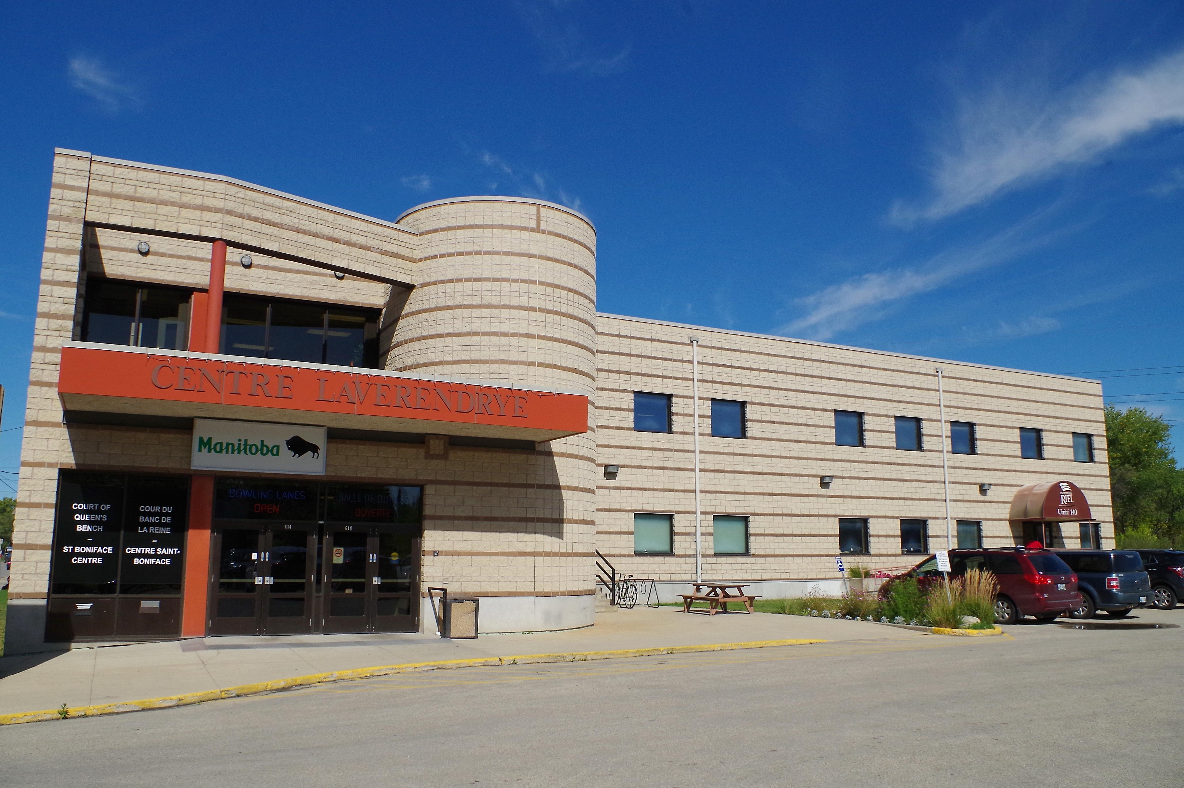 St Boniface Us Courthouses