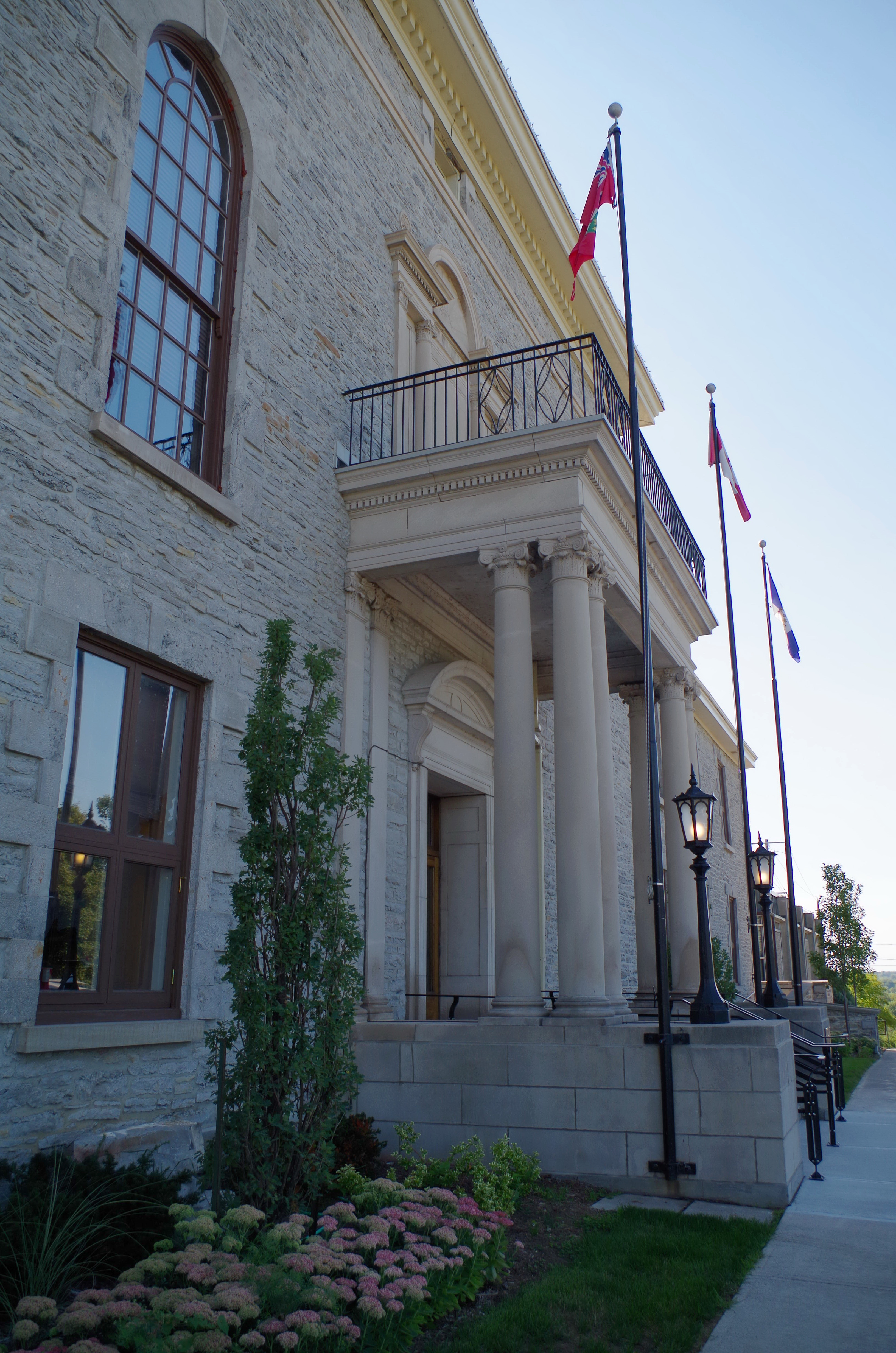 Peterborough County Us Courthouses