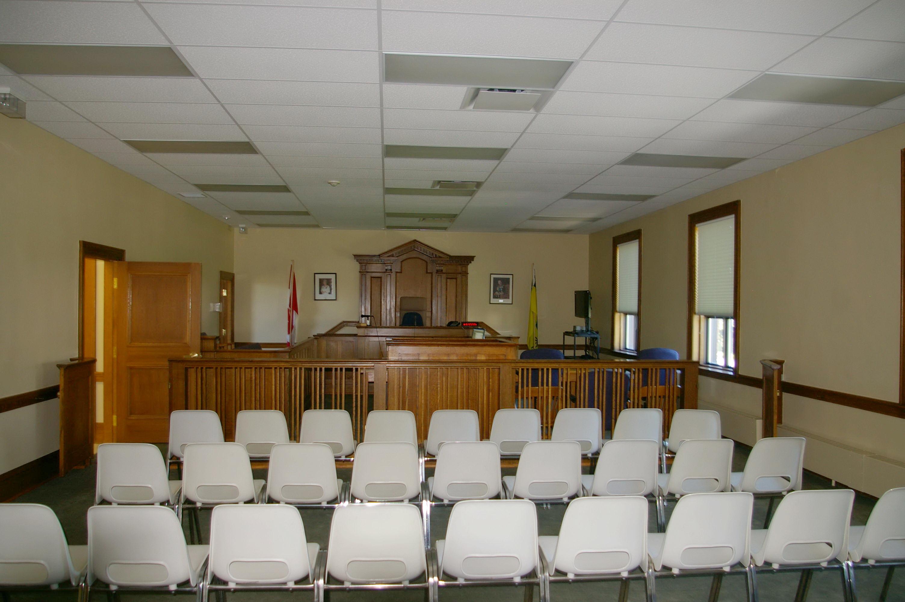 Wynyard Us Courthouses