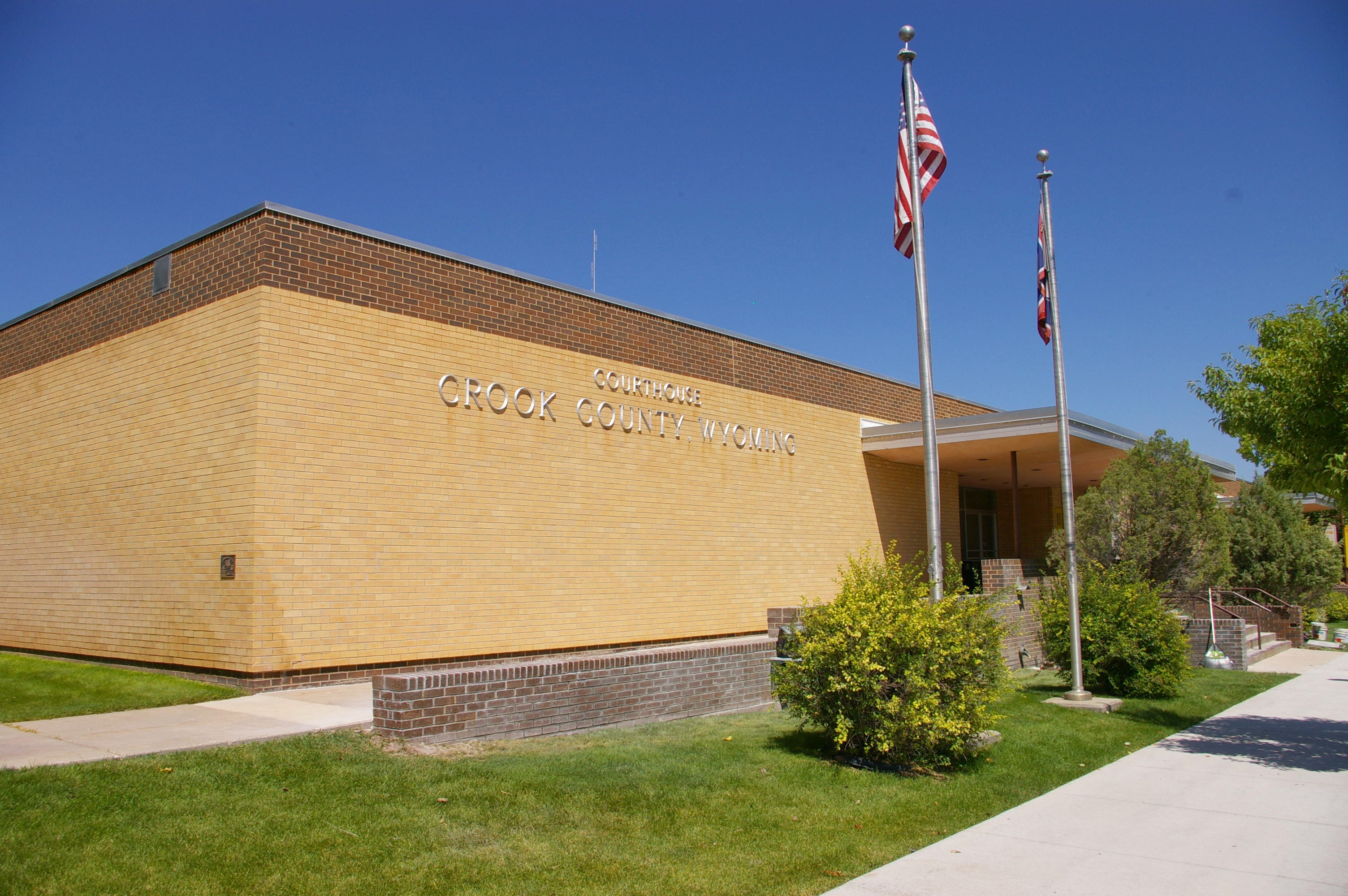Crook County Us Courthouses