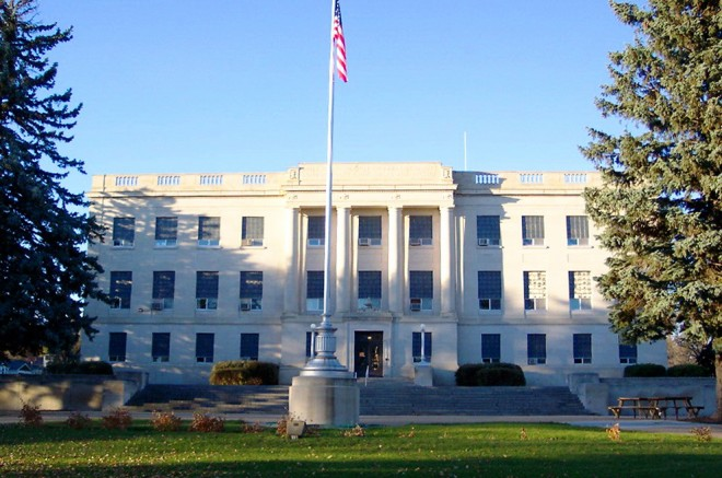 Barnes County | US Courthouses
