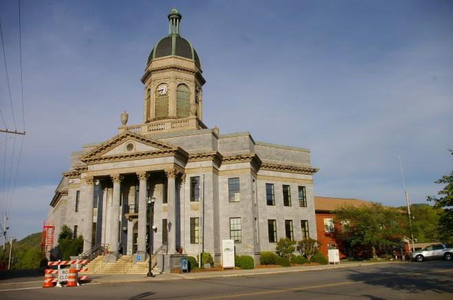 Cherokee County Us Courthouses