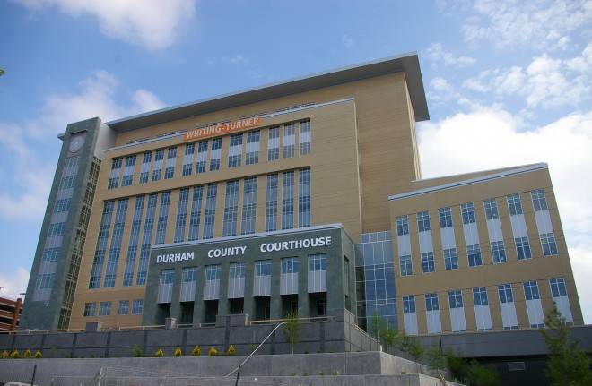 Durham County Us Courthouses