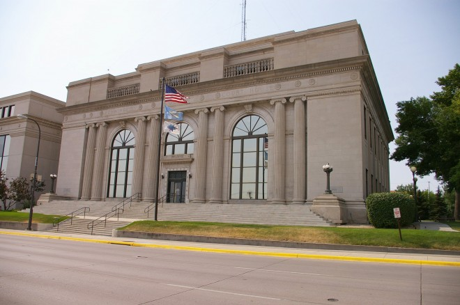 Pennington County Us Courthouses