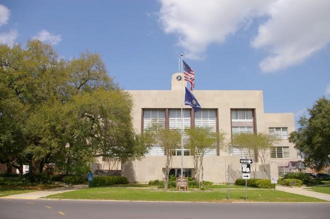 Acadia Parish Us Courthouses