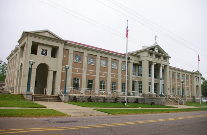 Lamar County | US Courthouses