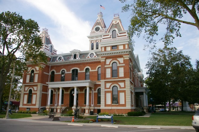 Livingston County Us Courthouses
