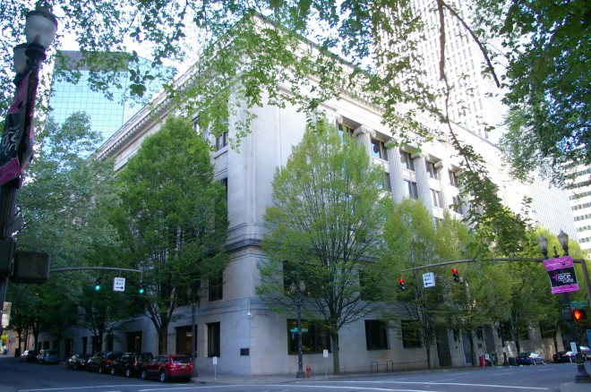 Multnomah County Us Courthouses
