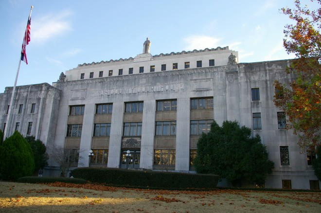 Hinds County Us Courthouses