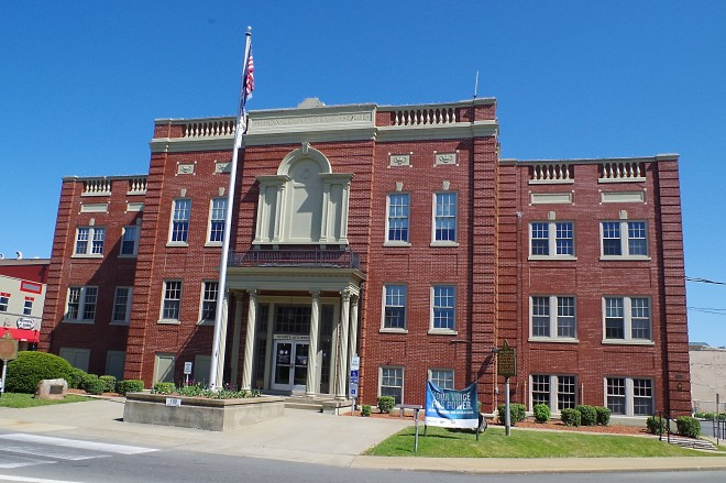 Hardin County | US Courthouses