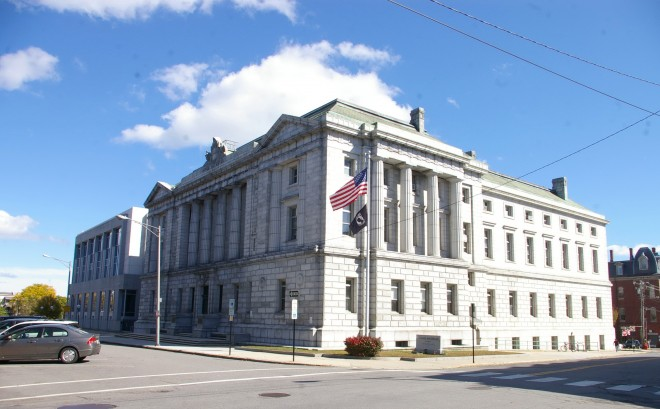 Cumberland County Us Courthouses