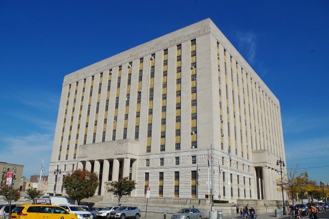 Bronx County | US Courthouses