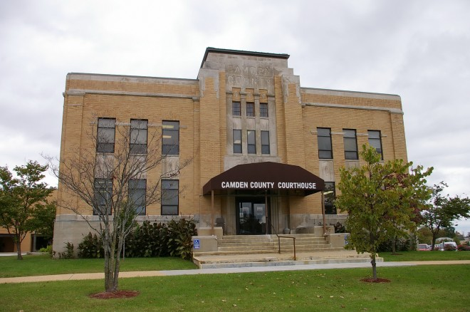Camden County | US Courthouses